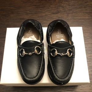 Gucci shoes for baby boy